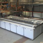 Stainless Steel Freezer Tank